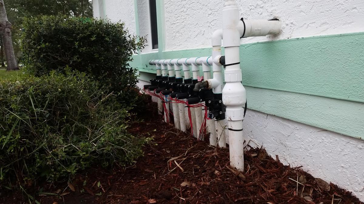 Residential Irrigation Sprinkler System Melbourne Fl